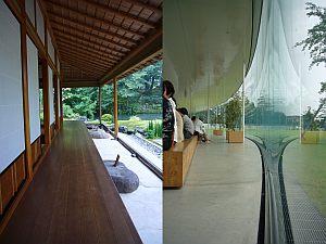 Japanische Architektur house of competence hoc wege nach